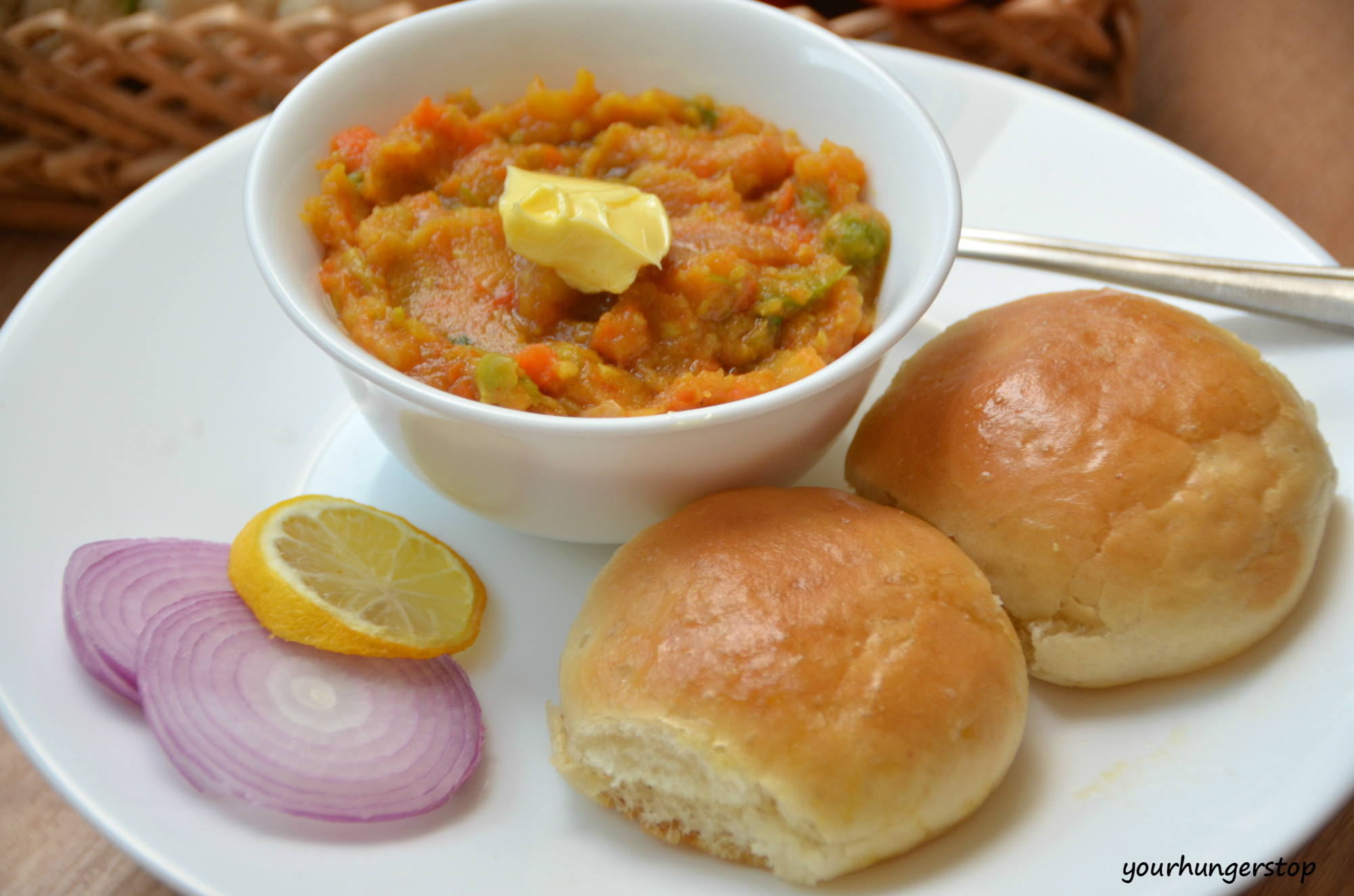 pav bhaji recipe in marathi pdf