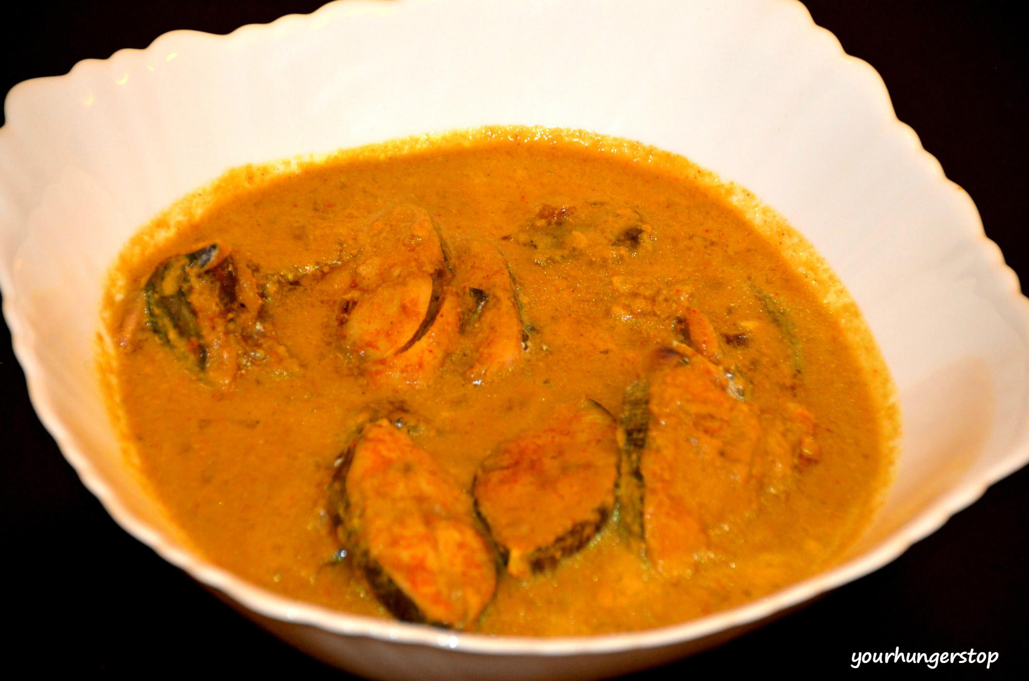Goan fish curry yourhungerstop for Goan fish curry recipe