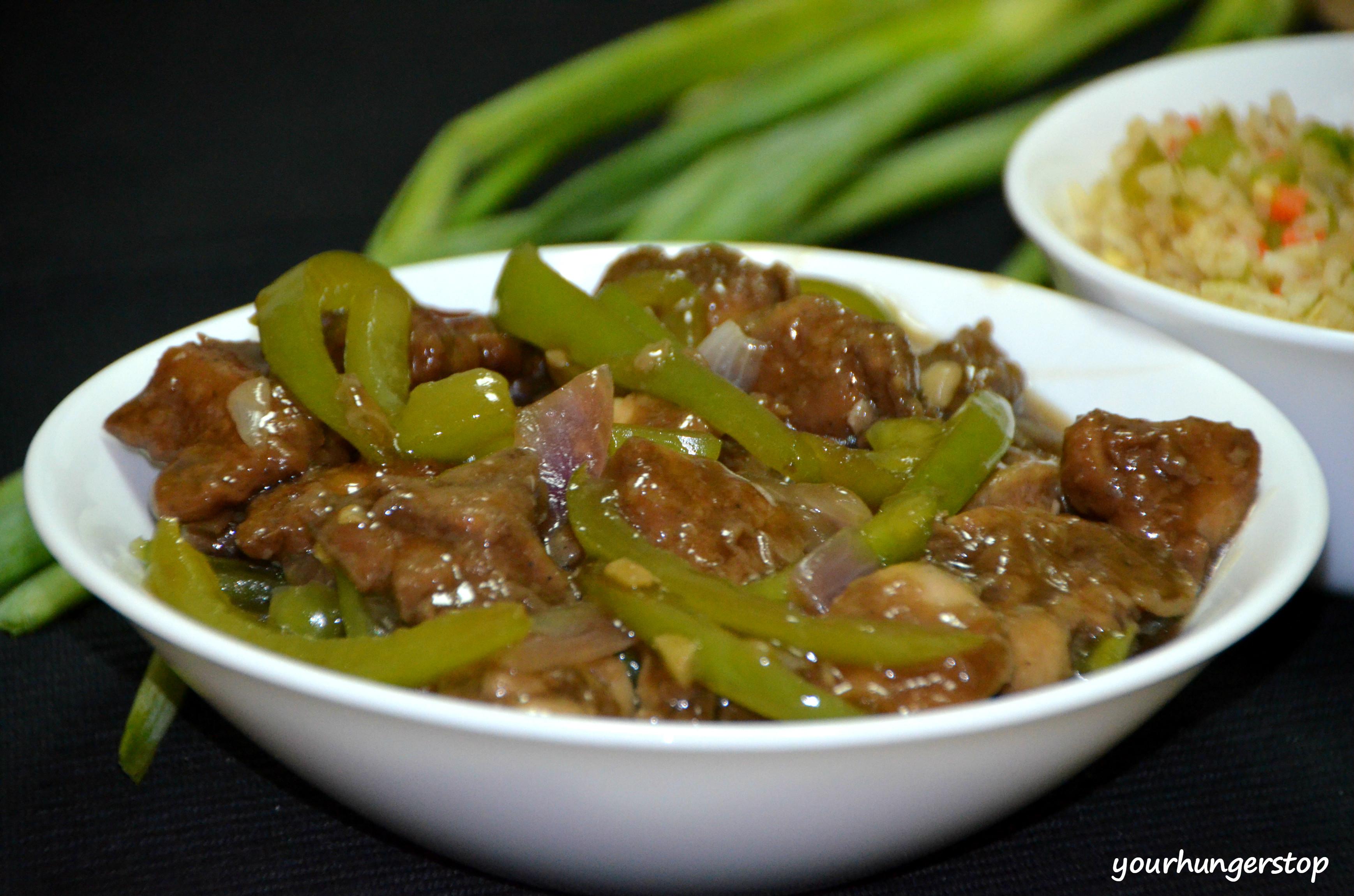 Chicken Manchurian | YourHungerStop