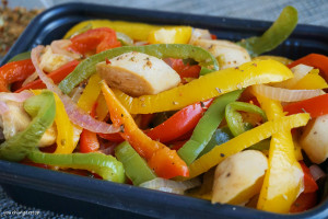 Stir Fry Bell Peppers