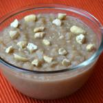 Rosatle Fov (Goan) or Poha in Coconut Milk