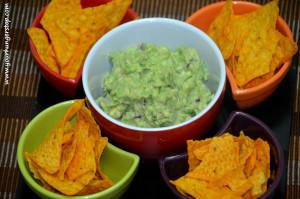 Guacamole (An Avocado Dip)