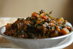 Aloo Methi (Khatta Meetha)