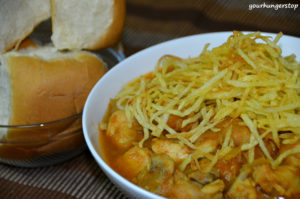 Sali Murghi (Parsi Chicken Curry)