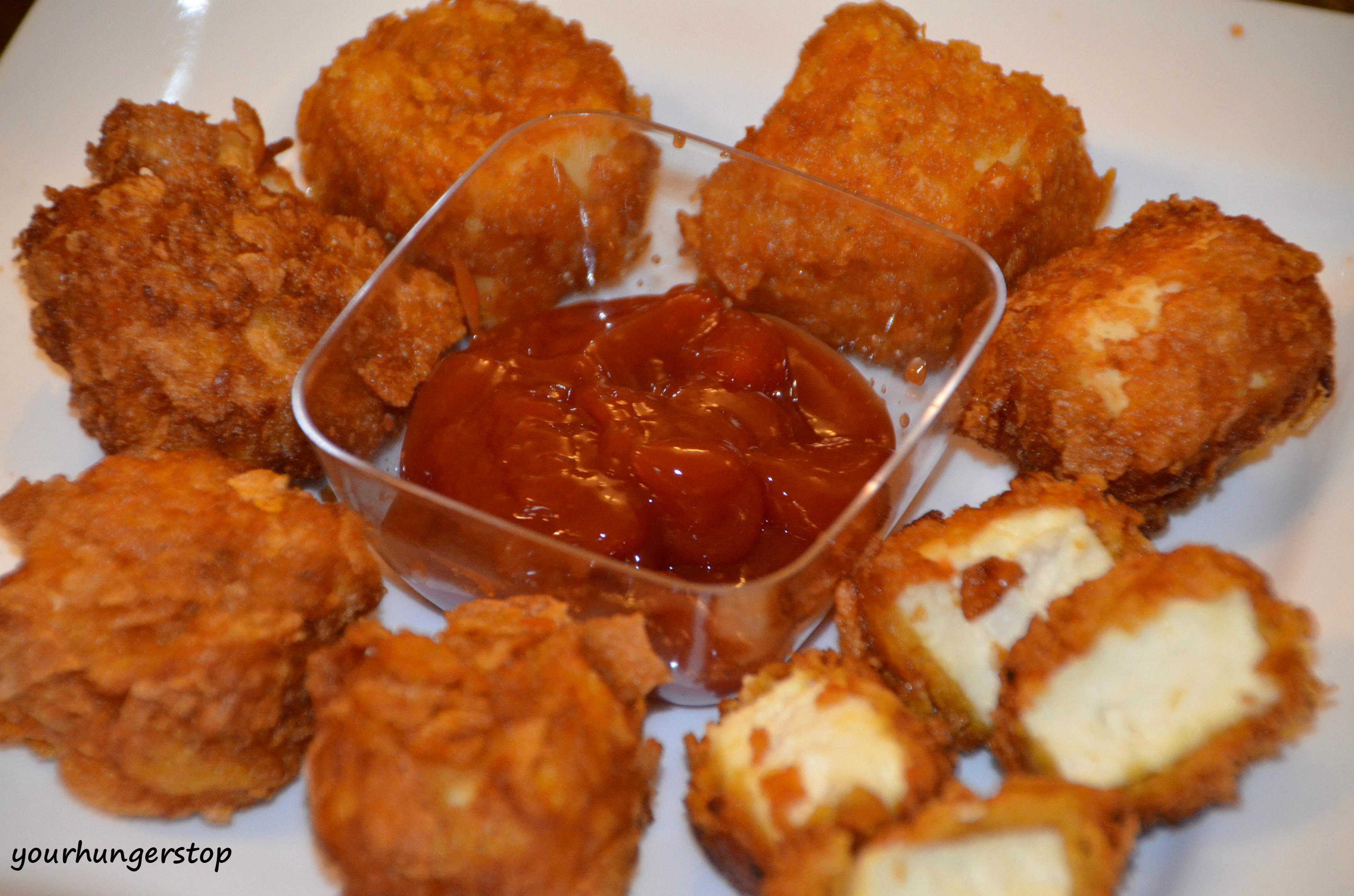 Crunchy Paneer Pakora Yourhungerstop