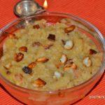 Sweet Pongal (Sakkarai Pongal)