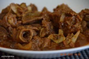 Mutton Rogan Josh (Kashmiri Mutton Curry)