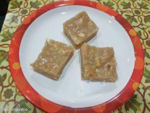 Nachni Satva (Ragi Pudding)