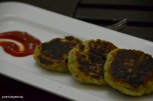 Kaskolor Bora/Raw Banana Cutlets